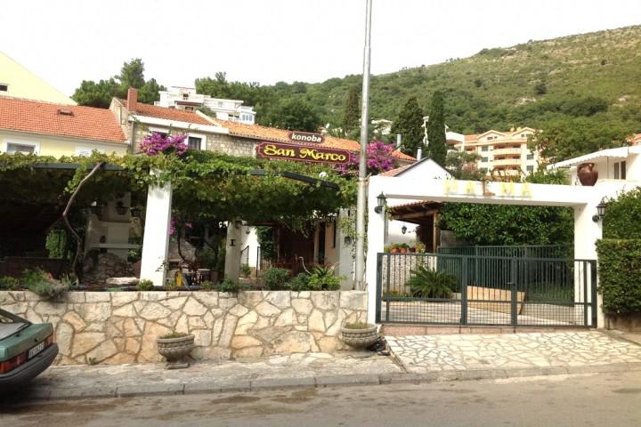 Ресторан Konoba San Marko в Петроваце