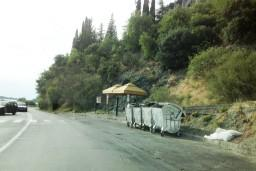 Автобусная остановка в Рафаиловичах