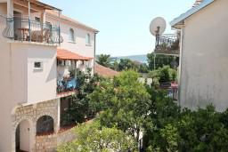 Вид. Черногория, Доня Ластва : Студия для 4 человек, с балконом, 50 метров до моря