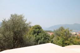 Вид на море. Черногория, Тиват : Студия с террасой с видом на море