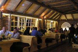 Кафе-ресторан. Enigma 3* в Жабляке