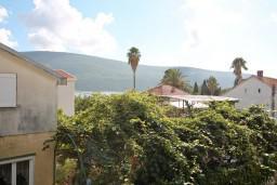 Вид. Черногория, Дженовичи : Современный апартамент с отдельной спальней