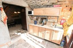 Kitchen. Montenegro, Zanjice & Miriste : House with 2 bedrooms in Zanjice & Miriste for 5 guests