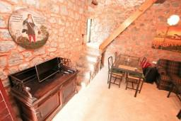 Living room. Montenegro, Zanjice & Miriste : House with 2 bedrooms in Zanjice & Miriste for 5 guests