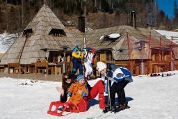 Колашин : эко-курорт в горах