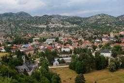 Цетинье - древняя столица Черногории