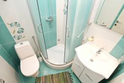 Bath room. Montenegro, Kumbor : Apartment with 1 bedroom in Kumbor