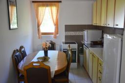 Кухня. Черногория, Колашин : 3-х этажный дом в Колашине с 4-мя отдельными спальнями, с большой гостиной, с 2-мя ванными комнатами, с зеленым двориком и местом для барбекю.