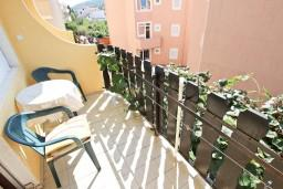 Балкон. Черногория, Петровац : Комната для 2 человек, с балконом