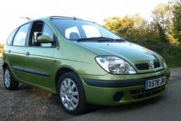 Renault Scenic 1.6 автомат : Черногория