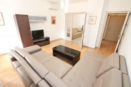 Living room. Montenegro, Kotor : Apartment with 1 bedroom in Kotor
