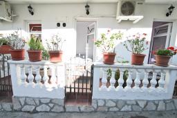 Терраса. Черногория, Мельине : Студия для 2 человек, с террасой