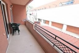 Балкон. Черногория, Котор : Студия для 2-3 человек, с балконом, 50 метров до моря