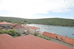 Вид на море. Черногория, Бигова : Апартамент с отдельной спальней, с балконом с шикарным видом на море, 20 метров до пляжа