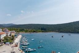Вид на море. Черногория, Бигова : Современный апартамент с отдельной спальней, с балконом с шикарным видом на море, 10 метров до пляжа