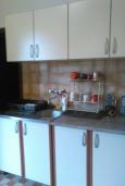 Кухня. Черногория, Сутоморе : Дом в Сутоморе (Брча), 10 отдельных спален, 8 ванных комнат, с большой кухней, с 2-мя террасами с видом на море, с местом для барбекю