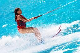 Водные лыжи : Черногория