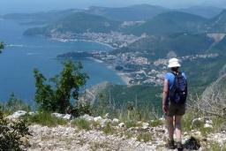 Треккинг - горный пеший туризм : Черногория