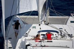 Катамаран Lagoon 500 charter : Черногория