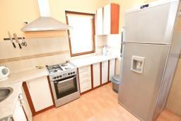 Кухня. Черногория, Кримовица : 2-х этажный дом в Кримовице с 4-мя отдельными спальнями, с просторной гостиной-кухней, с большой террасой, c бассейном, с сауной, с местом для барбекю, окружен лесом, несколько мест для парковки