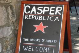 Кафе Каспер в Будве