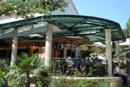 Кафе Хемингуэй в Будве