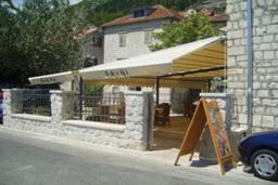 Ресторан Shkoljy в Перасте