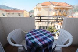 Балкон. Черногория, Будва : Двухместный номер (№35 DBL)