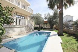 Swimming pool. Montenegro, Petrovac : Villa with 5 bedrooms in Petrovac for 12 guests