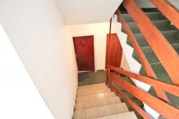 Коридор. Продается квартира в Дженовичи. 44м2, гостиная, 1 спальня, балкон, 150 метров до моря, цена - 75'000 Евро. в Дженовичи
