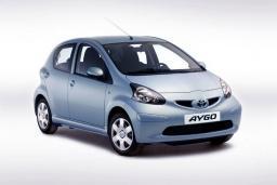 Toyota Aygo 1.0 автомат : Черногория