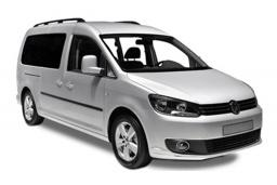 Volkswagen Caddy Maxi 1.6 автомат : Черногория