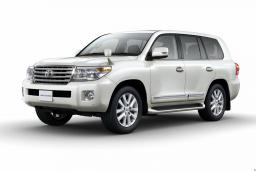 Toyota Land Cruiser 4.5 автомат : Черногория