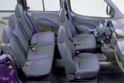 Fiat Doblo 1.9 механика : Черногория