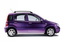 Fiat Panda 1.2 механика : Черногория