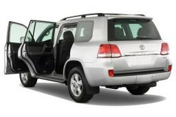 Toyota Land Cruiser 2.7 автомат : Черногория