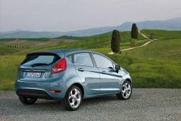 Ford Fiesta 1.2 automatic : Montenegro