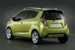 Chevrolet Spark 0.8 автомат : Черногория