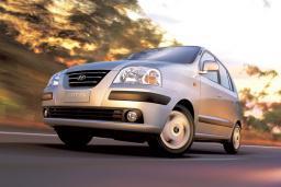 Hyundai Atos 1.1 механика : Черногория