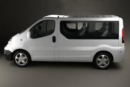 Opel Vivaro 2.0 механика : Черногория