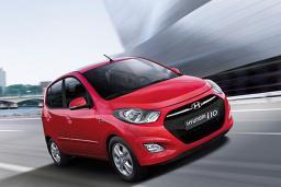 Hyundai i10 1.1 автомат : Черногория