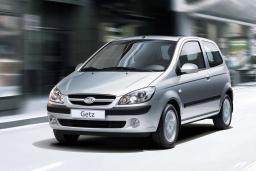 Hyundai Getz 1.4 механика : Черногория