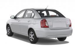 Hyundai Accent 1.4 автомат : Черногория