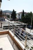 Балкон. Черногория, Игало : Современная студия в центре Игало