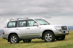 Toyota Land Cruiser 3.0 механика : Черногория