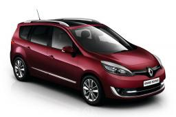 Renault Grand Scenic 2.0 механика : Черногория