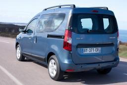 Dacia Dokker 1.5 механика : Черногория
