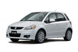 Suzuki SX4 1.6 механика : Черногория