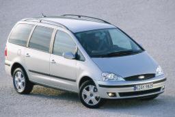 Ford Galaxy 2.0 механика : Черногория