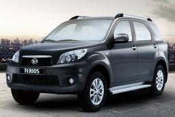 Daihatsu Terios 1.5 автомат : Черногория